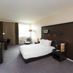 Отель Hilton London Canary Wharf 4* Стандартный номер с различными типами кроватей