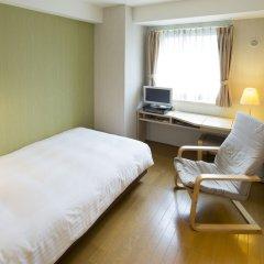 Отель Seaside Twins Momochi Фукуока комната для гостей фото 5