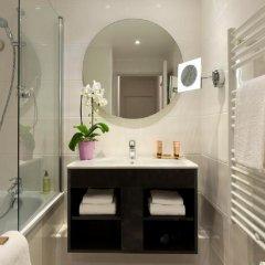 Отель Citadines Trocadéro Paris Франция, Париж - 8 отзывов об отеле, цены и фото номеров - забронировать отель Citadines Trocadéro Paris онлайн ванная