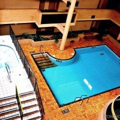 Отель Best Western Village Park Inn Канада, Калгари - отзывы, цены и фото номеров - забронировать отель Best Western Village Park Inn онлайн фитнесс-зал фото 3
