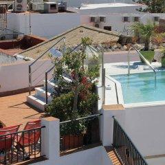 Отель Almadraba Conil Испания, Кониль-де-ла-Фронтера - отзывы, цены и фото номеров - забронировать отель Almadraba Conil онлайн балкон