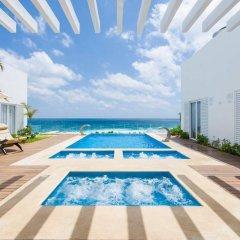 Отель Oleo Cancun Playa All Inclusive Boutique Resort Канкун бассейн фото 5