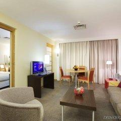 Отель Novotel London West комната для гостей фото 5