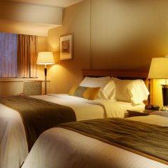 Отель Delta Hotels by Marriott Calgary South Канада, Калгари - отзывы, цены и фото номеров - забронировать отель Delta Hotels by Marriott Calgary South онлайн комната для гостей фото 3