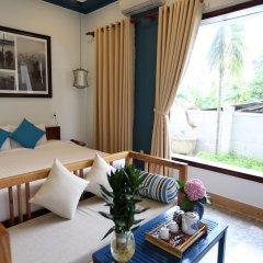 Отель Relax Garden Boutique Villa Hoi An комната для гостей фото 2