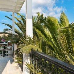 Отель Galatia Villas Греция, Остров Санторини - отзывы, цены и фото номеров - забронировать отель Galatia Villas онлайн балкон