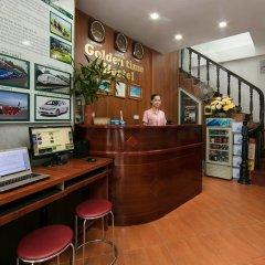 Golden Time Hostel Ханой интерьер отеля