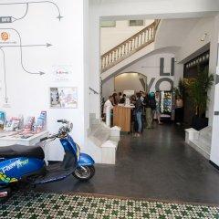 Отель St Christopher's Inn Барселона интерьер отеля