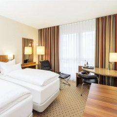 Отель NH München Ost Conference Center Германия, Ашхайм - отзывы, цены и фото номеров - забронировать отель NH München Ost Conference Center онлайн комната для гостей фото 4