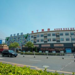 Отель Pod Inn Hangzhou Genshan Liushui Garden Wenhui Bridge Китай, Ханчжоу - отзывы, цены и фото номеров - забронировать отель Pod Inn Hangzhou Genshan Liushui Garden Wenhui Bridge онлайн парковка