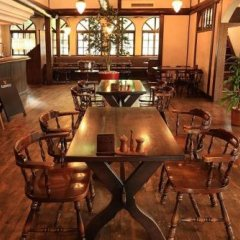Отель Lodge Karunaju & The Alpine Grill Хакуба питание фото 2