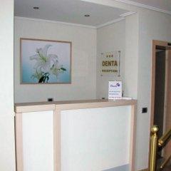 Hotel Denta Vlora интерьер отеля