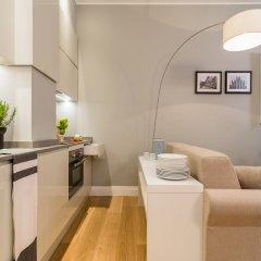 Отель Milano Manzoni CLC Apartments Италия, Милан - отзывы, цены и фото номеров - забронировать отель Milano Manzoni CLC Apartments онлайн комната для гостей фото 5