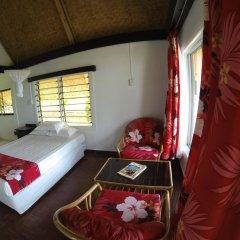 Отель Crusoe's Retreat Фиджи, Вити-Леву - отзывы, цены и фото номеров - забронировать отель Crusoe's Retreat онлайн комната для гостей