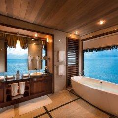 Отель Conrad Bora Bora Nui ванная фото 2