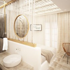 Отель Aktaion ванная фото 2