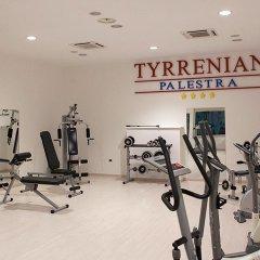 Tyrrenian Park Hotel Амантея фитнесс-зал фото 2