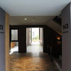 Отель Ad Lib интерьер отеля фото 3