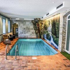 Alpin Hotel Gudrun Колле Изарко бассейн фото 2