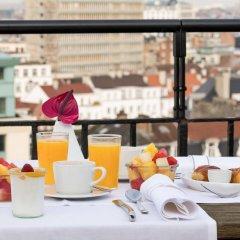 Отель NH Collection Brussels Centre питание фото 3