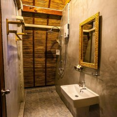 Отель Cicada Lanta Resort Таиланд, Ланта - отзывы, цены и фото номеров - забронировать отель Cicada Lanta Resort онлайн ванная фото 2