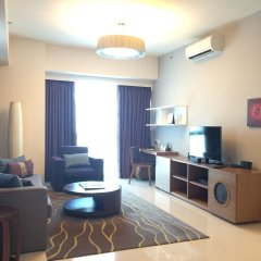 Отель Somerset Vista Ho Chi Minh City комната для гостей фото 4