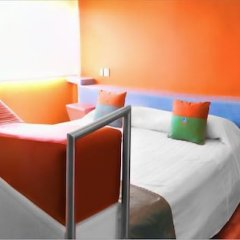 Отель Tacubaya & Autosuites Мексика, Мехико - отзывы, цены и фото номеров - забронировать отель Tacubaya & Autosuites онлайн комната для гостей