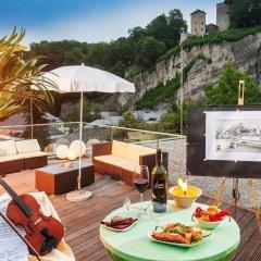 Отель Star Inn Hotel Salzburg Zentrum, by Comfort Австрия, Зальцбург - 7 отзывов об отеле, цены и фото номеров - забронировать отель Star Inn Hotel Salzburg Zentrum, by Comfort онлайн пляж фото 2