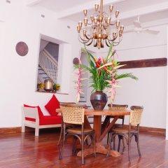 Отель Small House Boutique Guest House Шри-Ланка, Галле - отзывы, цены и фото номеров - забронировать отель Small House Boutique Guest House онлайн питание