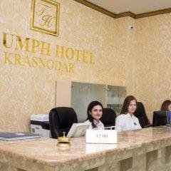 Гостиница Триумф интерьер отеля фото 2