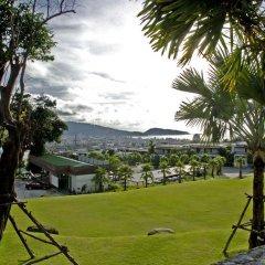 Отель Wyndham Sea Pearl Resort Phuket Таиланд, Пхукет - отзывы, цены и фото номеров - забронировать отель Wyndham Sea Pearl Resort Phuket онлайн спортивное сооружение