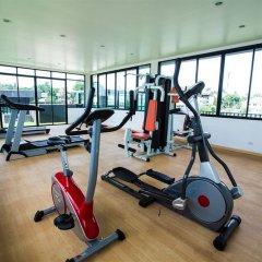 Отель Aspira Residences Samui фитнесс-зал фото 4