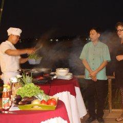 Отель Vinh Hung Emerald Resort Хойан помещение для мероприятий