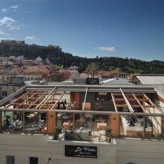 Отель Lotus Center Apartments Греция, Афины - отзывы, цены и фото номеров - забронировать отель Lotus Center Apartments онлайн балкон