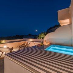 Отель perla nera suites Греция, Остров Санторини - отзывы, цены и фото номеров - забронировать отель perla nera suites онлайн балкон