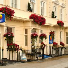 Отель Best Western Buckingham Palace Rd бассейн