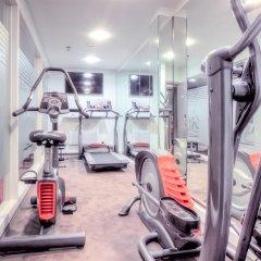 Hotel Alize Mouscron фитнесс-зал
