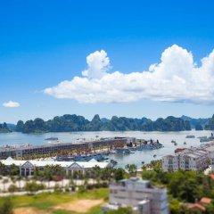 Отель Tuan Chau Marina Hotel Вьетнам, Халонг - отзывы, цены и фото номеров - забронировать отель Tuan Chau Marina Hotel онлайн приотельная территория