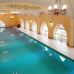 Гостиница Замковое имение Лангендорф бассейн