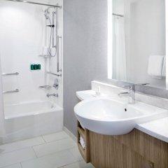 Отель SpringHill Suites by Marriott Columbus Easton Area США, Колумбус - отзывы, цены и фото номеров - забронировать отель SpringHill Suites by Marriott Columbus Easton Area онлайн ванная фото 2