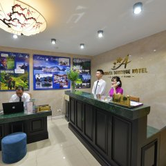 Отель Amorita Boutique Hotel Вьетнам, Ханой - отзывы, цены и фото номеров - забронировать отель Amorita Boutique Hotel онлайн спа фото 2