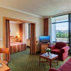 Danubius Hotel Helia Будапешт комната для гостей фото 5
