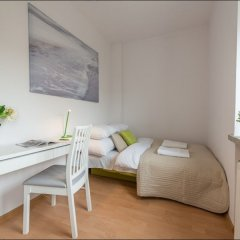Апартаменты P&O Apartments Bialobrzeska комната для гостей фото 3