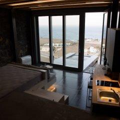 Отель Horizon Mills Villas & Suites Греция, Остров Санторини - отзывы, цены и фото номеров - забронировать отель Horizon Mills Villas & Suites онлайн комната для гостей фото 4