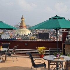 Отель Tibet International Непал, Катманду - отзывы, цены и фото номеров - забронировать отель Tibet International онлайн бассейн фото 2