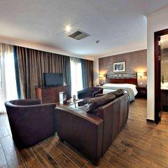 Отель Golden Tulip Vivaldi Hotel Мальта, Сан Джулианс - 2 отзыва об отеле, цены и фото номеров - забронировать отель Golden Tulip Vivaldi Hotel онлайн комната для гостей фото 5