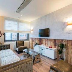 Отель Amsterdam ID Aparthotel комната для гостей