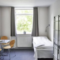 Отель Danhostel Copenhagen Bellahøj комната для гостей