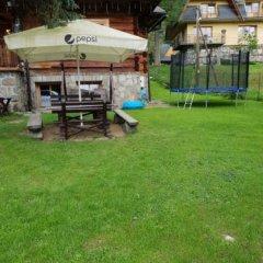 Отель Camping Harenda Pokoje Gościnne i Domki Закопане фото 14