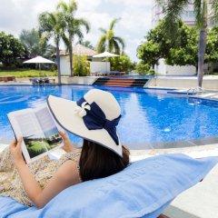 Отель Park Diamond Hotel Вьетнам, Фантхьет - отзывы, цены и фото номеров - забронировать отель Park Diamond Hotel онлайн бассейн фото 3